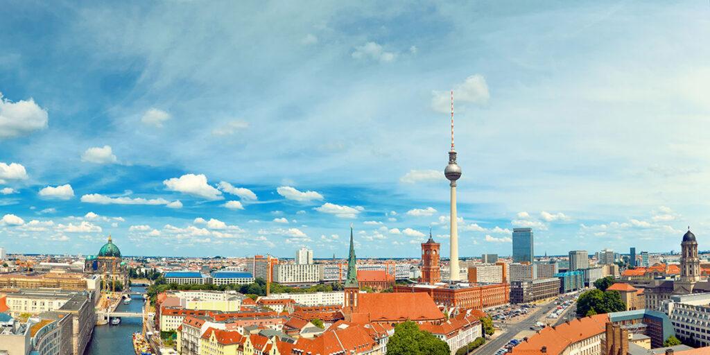 Torre de televisión en Alexanderplatz